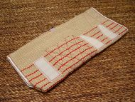 Dog bite sleeve cover ( Dog bite sleeve cuff ) made of jute with plastic