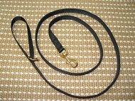 Nylon police tracking dog leash