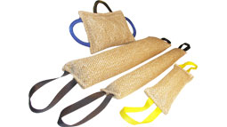This set is great helpful combination to enjoy bite  training with your dog and to sharpen prey drive