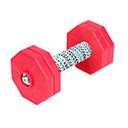'Great Bite Grip' Wooden Dog Dumbbell for Retrieve Training 1000g