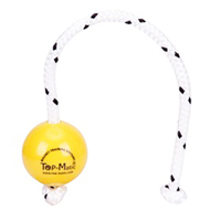 Top Matic Soft Plastic Dog Ball Mini with Inside Magnet - 2 1/3 inches Diameter