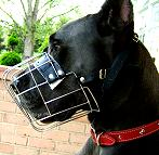 Wire Basket Dog Muzzles Size Chart - M4light_3