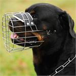 NEW Rottweiler Revolution Design Wire Dog Muzzle - M9