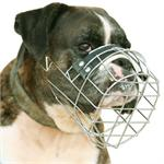 NEW Boxer Revolution Design Wire Dog Muzzle - M9