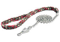 Dog Leash with Robina Nylon Braided Handle