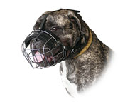 Basket Wire Dog Muzzle Light For Bullmastiff - M4light