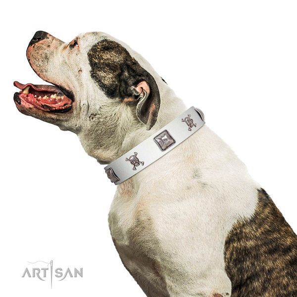 Walking top-notch quality walking leather American