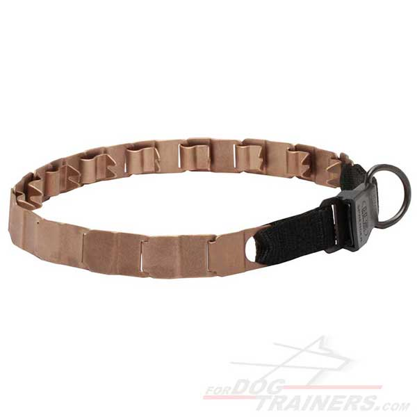 Neck Tech Curogan Dog Collar for Obedience Training