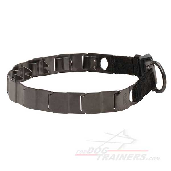 Reliable Neck Tech Sport Pinch Collar with Secure Buckle