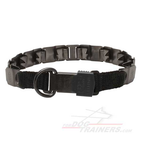 Pinch Neck Tech Collar for Dog Obedience