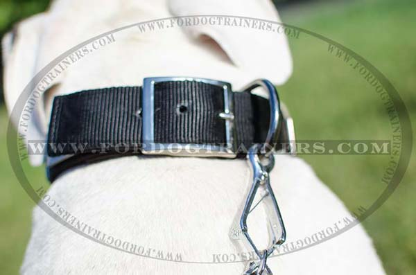 Solid durable buckle