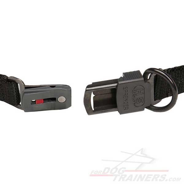 Behaviour control pinch dog collar