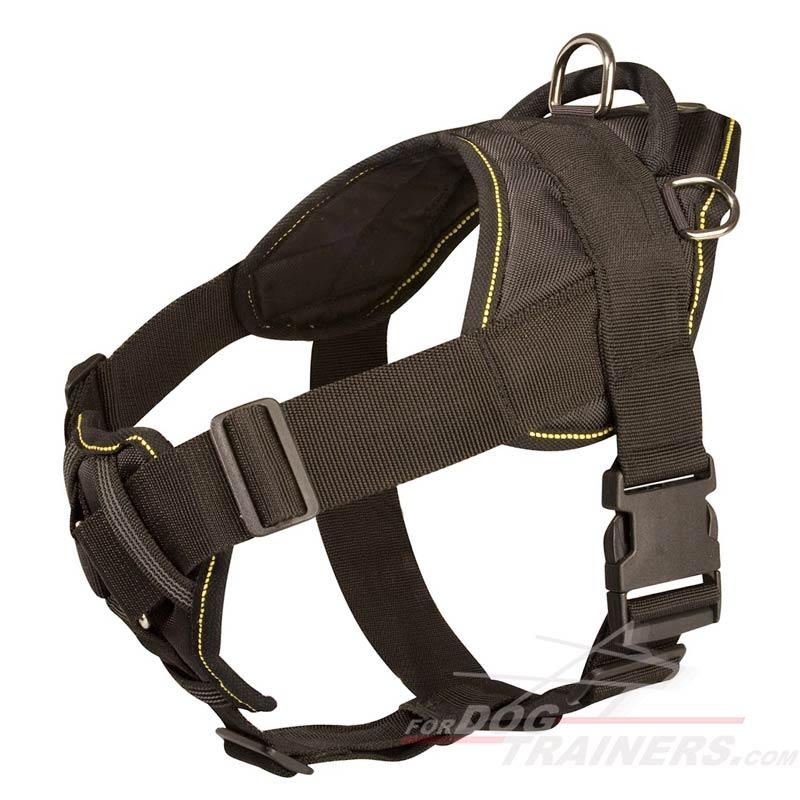 nd New Multifunctional Nylon Beagle Harness [H12##1073 Nylon ...
