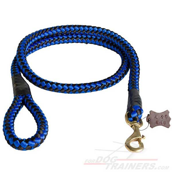 Strong Nylon Dog Leash for large dogs