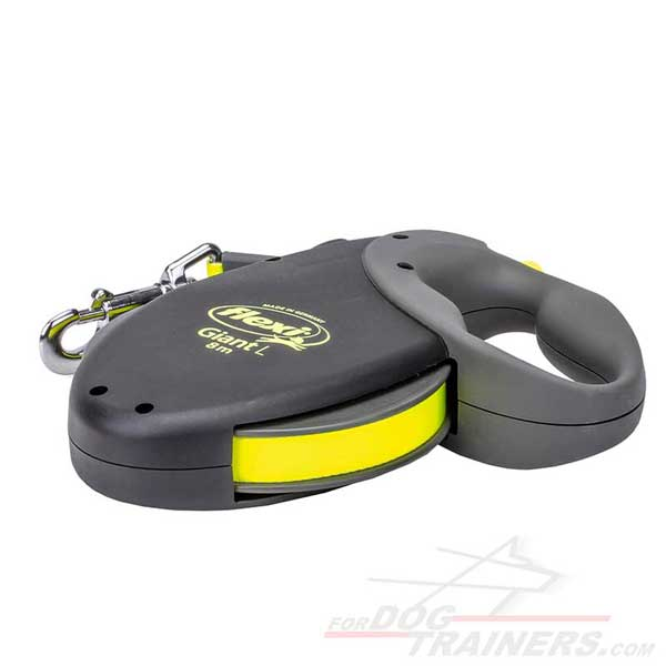 Quality Retractable Dog Leash for Medium Dogs