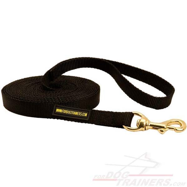 Approved Quality Nylon Leash for Tracking, Walking and Training