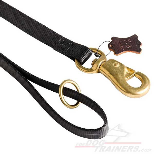 Durable Handle of Nylon Dog Lead