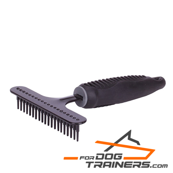 Dog Comb for Brushing