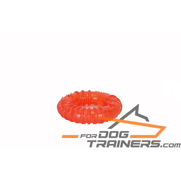 Special Rubber Chew Ball for Dog Challenging Activities