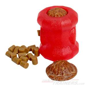 Large Chew Treat Dog Fire Plug