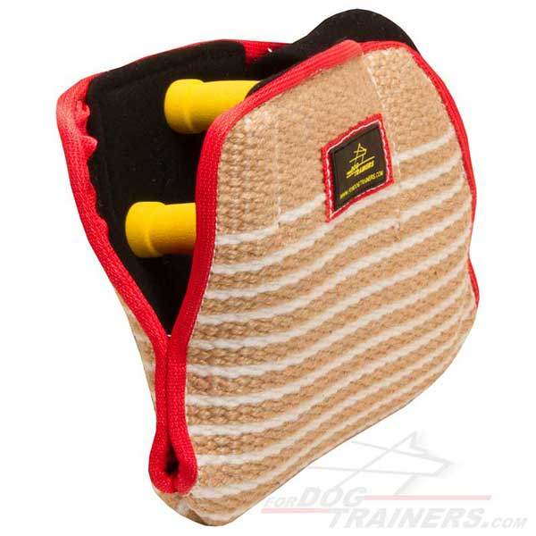 Pro Jute Dog Bite Builder Training Gear