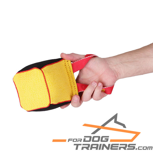 Dog Bite Toy with Reliable Handle