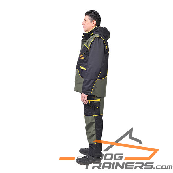 Dog Scratch Protection Suit for Schutzhund Training