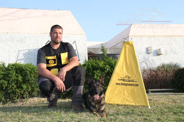 Professional Schutzhund Blind for puppies