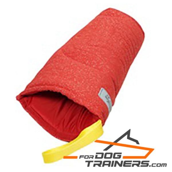 Short Bite Sleeve for Training Young and Adult Dogs