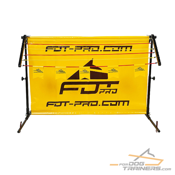 Broad jump Aluminum construction Polymer fabrics 