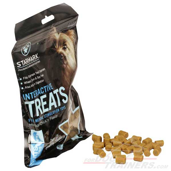 Treat your pet with tasty stuff