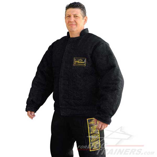 Protection Dog Bite Suit Jacket for Mondioring Training