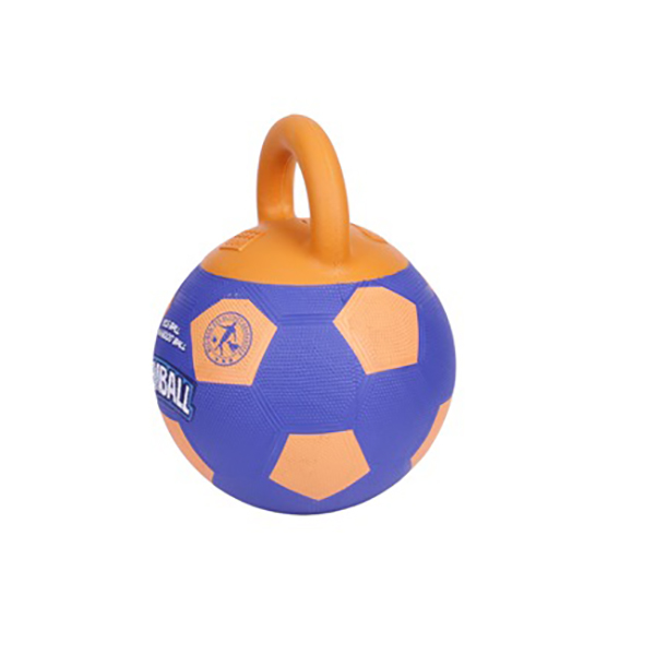 Dog-safe Rubber Skin Jumball Dog Basketball Toy