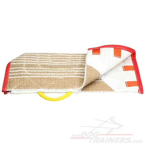 Safe and Durable Jute Cover for Bite Sleeves