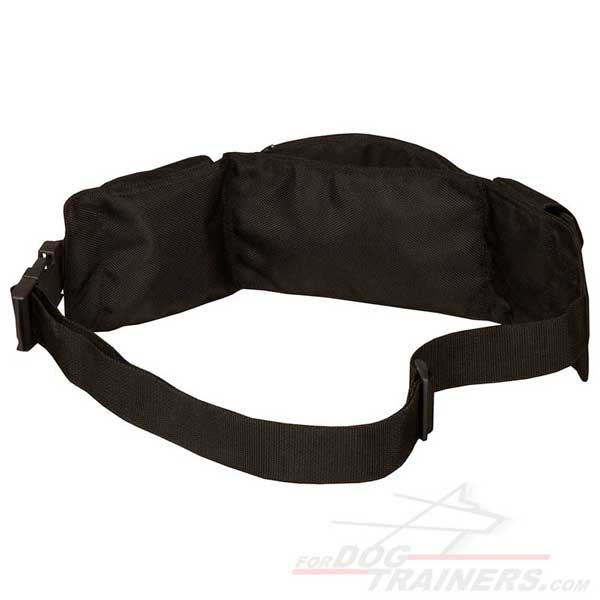 Nylon Pouch for Dog Training with Adjustable Strap