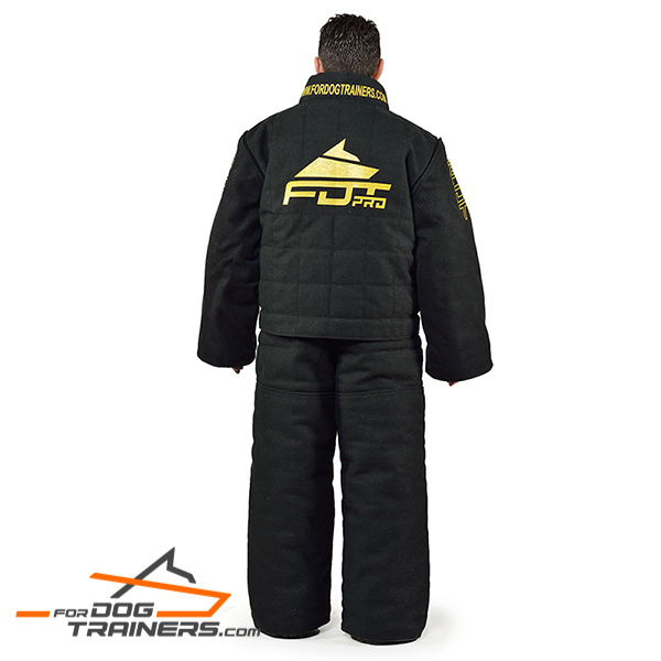 Top Notch Protection Bite Suit for training dogs