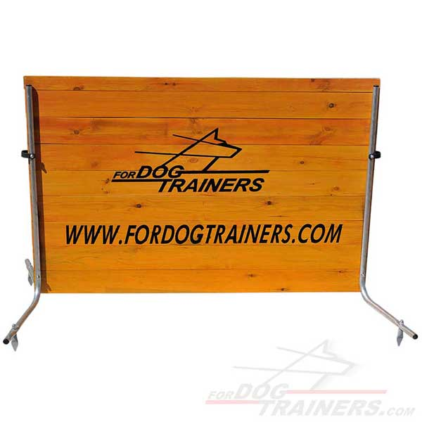 Durable Dog Training Schutzhund Barrier