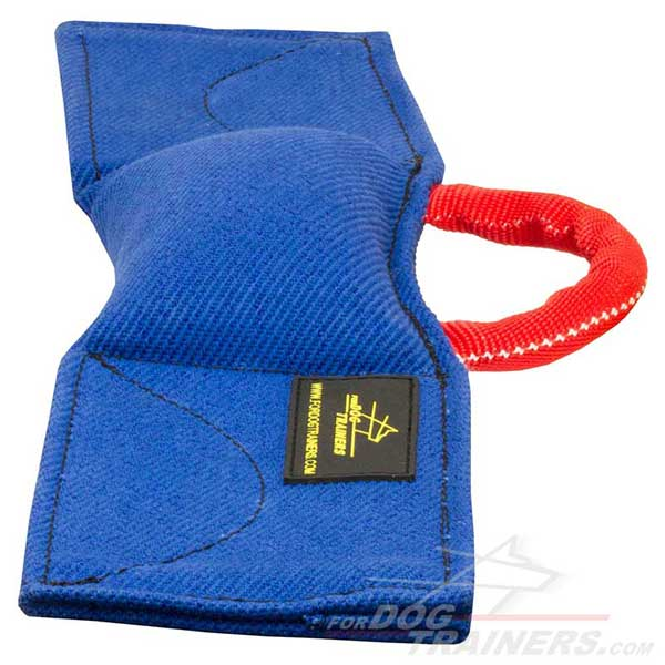 Schutzhund Training Dog Pad with Handle For Owss Command