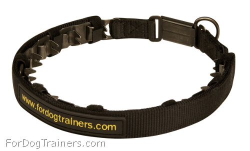 Plastic Pinch Collars For Dogs