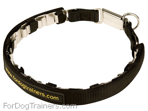 HS Neck Tech Fun  Collar with Nylon Protector