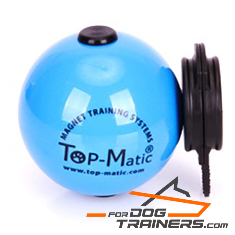 Super Blue Magnetic Ball for Perfect Training