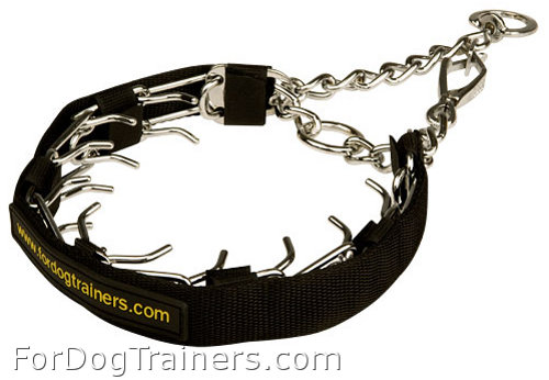 Top-Class Dog Pinch Collar