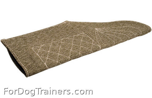 Every trainer needs Dog bite sleeve cover made of 