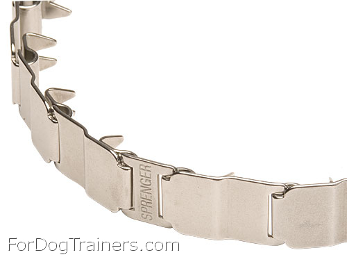 Neck Tech Stainless Steel Collar