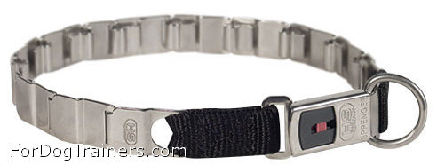 FUN!!! NEW 2016 NECK TECH FUN STAINLESS STEEL dog collar