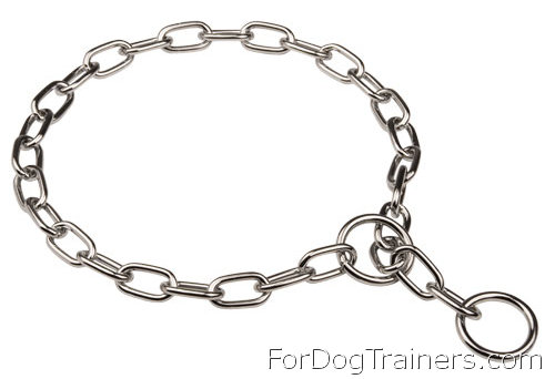 New short link  fursaver dog collar for large and medium breeds