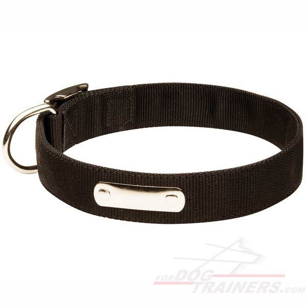 Nylon Dog Collar of the best quality