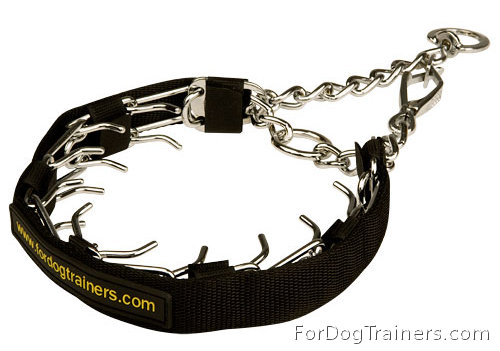 Nylon Protector for this Prong Collar