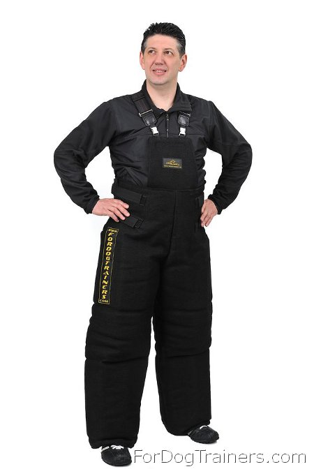 Protection Bite Suit for Safe Training