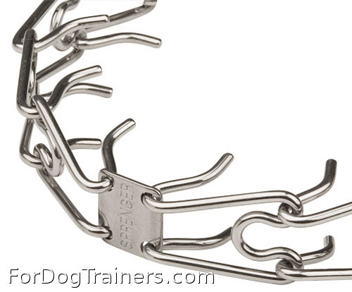Dog Pinch Collar will help you to train your dog